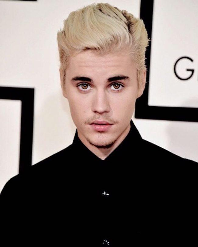 justin bieber blonde hair 36