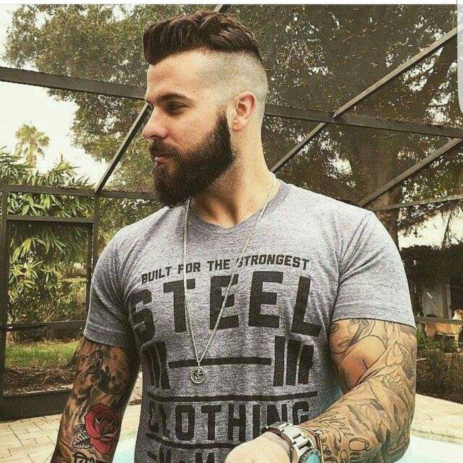 Beard Neckline 5