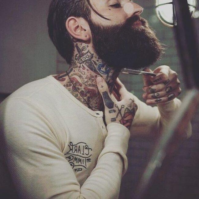 Beard Neckline 4