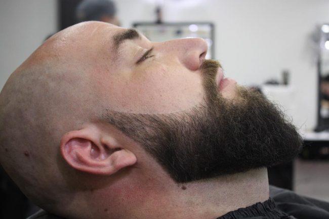Beard Neckline 1
