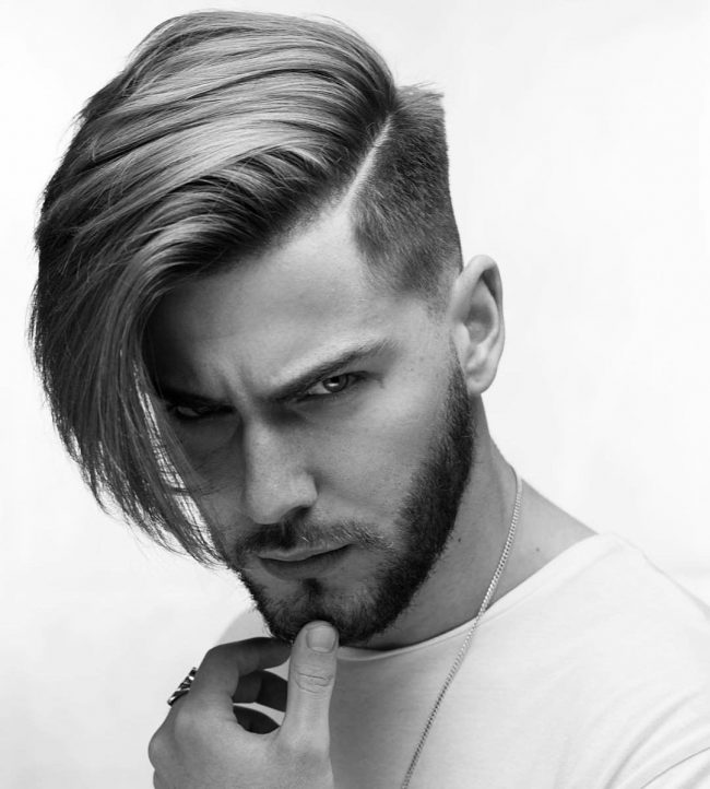 Amazing 60 Awesome Asymmetrical Haircuts For Men 2019 Vibe Schematic Wiring Diagrams Amerangerunnerswayorg