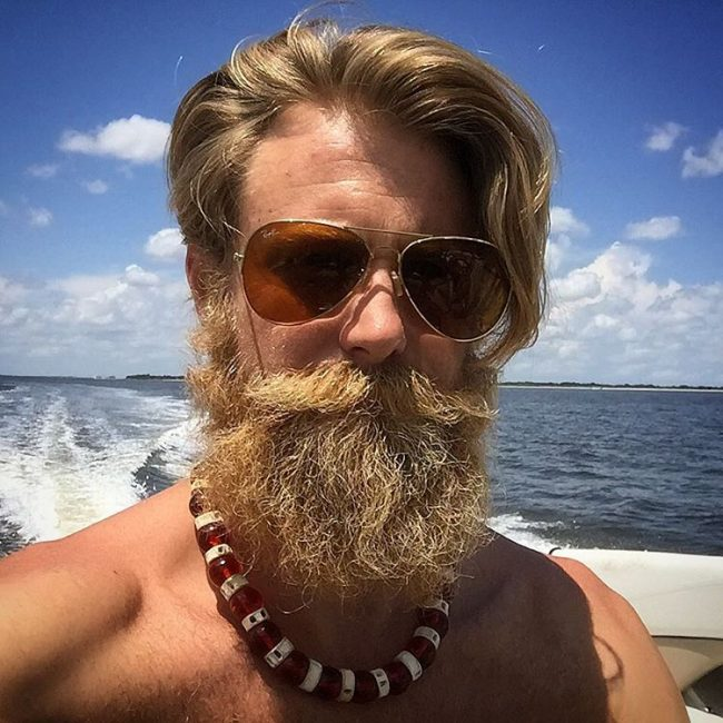 Beards and Boats
