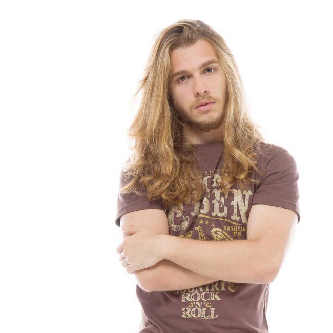 Blonde Beard 28