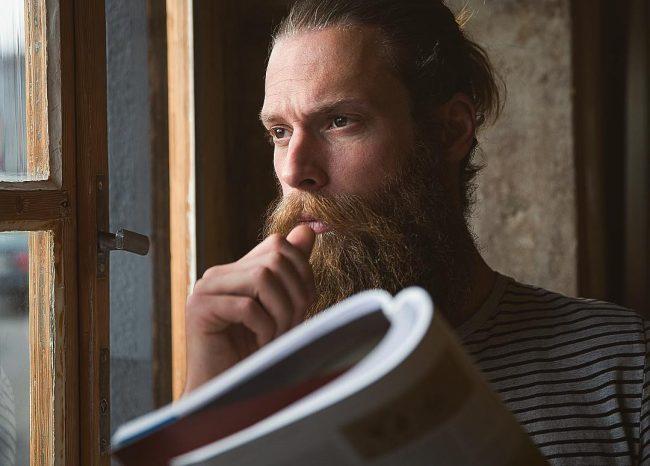 Blonde Beard 34