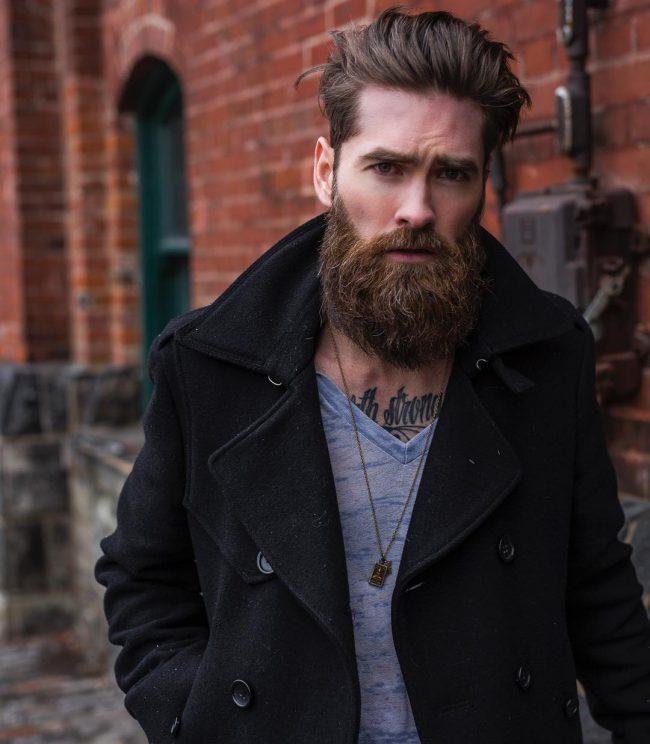 Blonde Beard 37