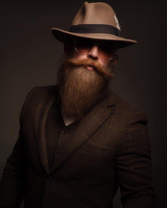 Blonde Beard 38
