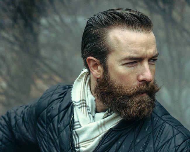 Blonde Beard 39