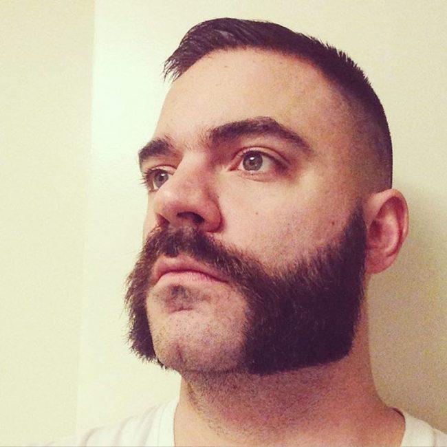 Burly Beard