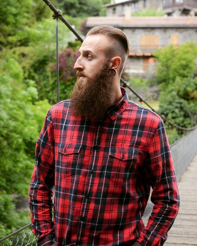 Classic Big Beard