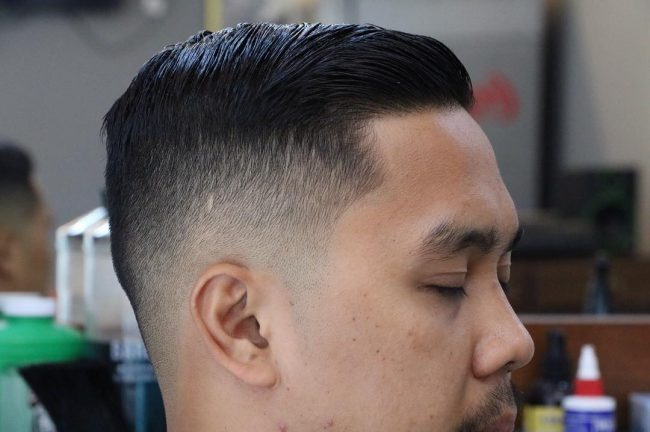 sharp fade haircut 60 gorgeous side swept hairstyles neat amp 2018 1905