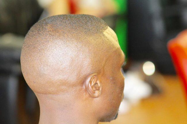 Classy Bald Fade