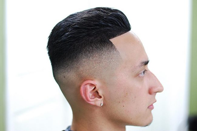 Comb Over Fade 46