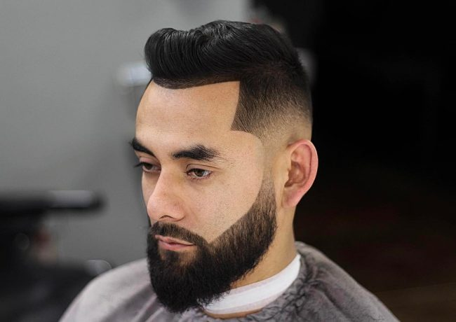 Comb Over Fade 52