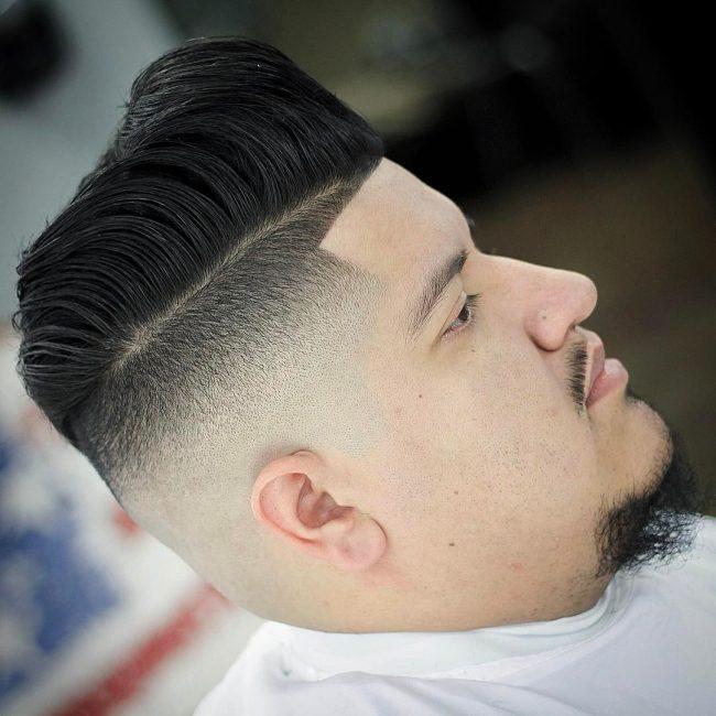 Comb Over Fade 53