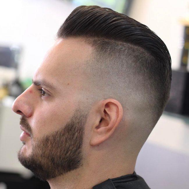 Comb Over Fade 56
