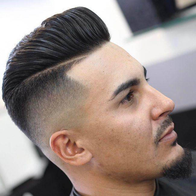 Comb Over Fade 57