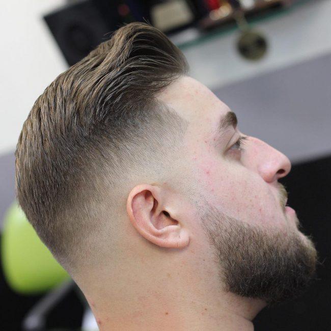 Comb Over Fade 59