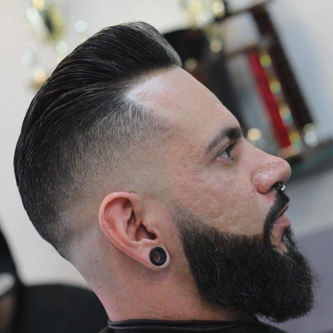 Comb Over Fade 60