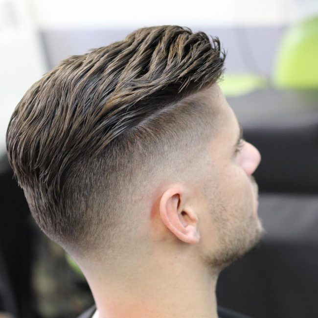 Comb Over Fade 61