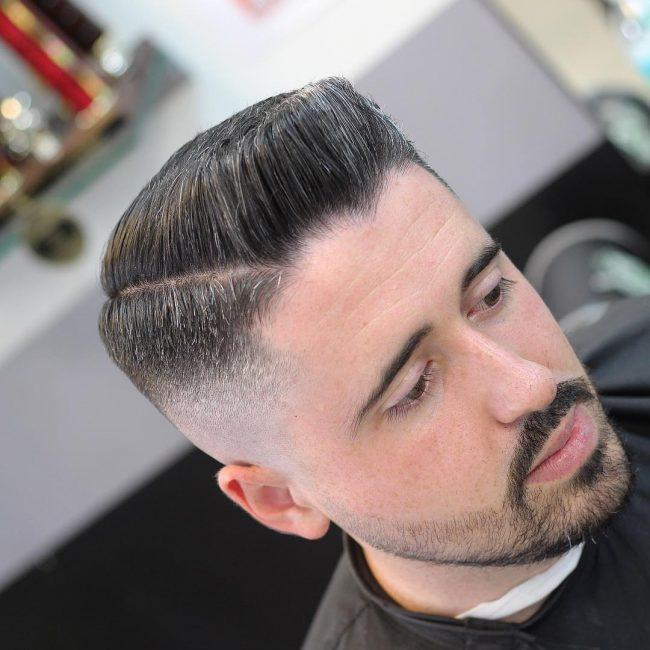Comb Over Fade 62