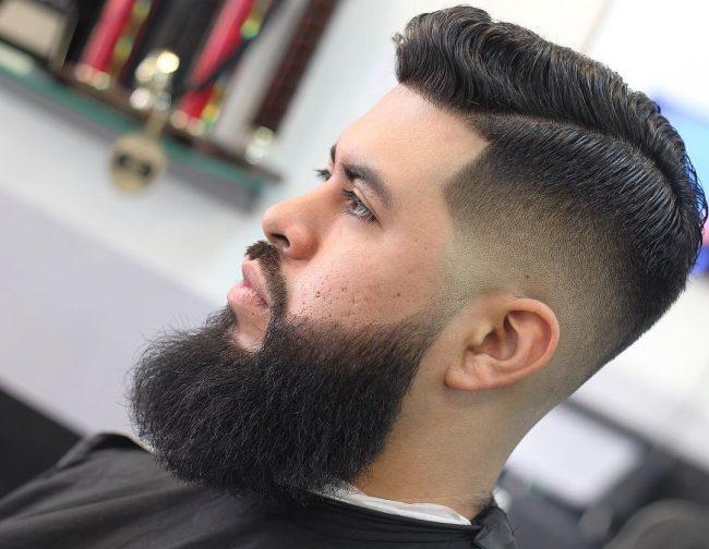 Comb Over Fade 65