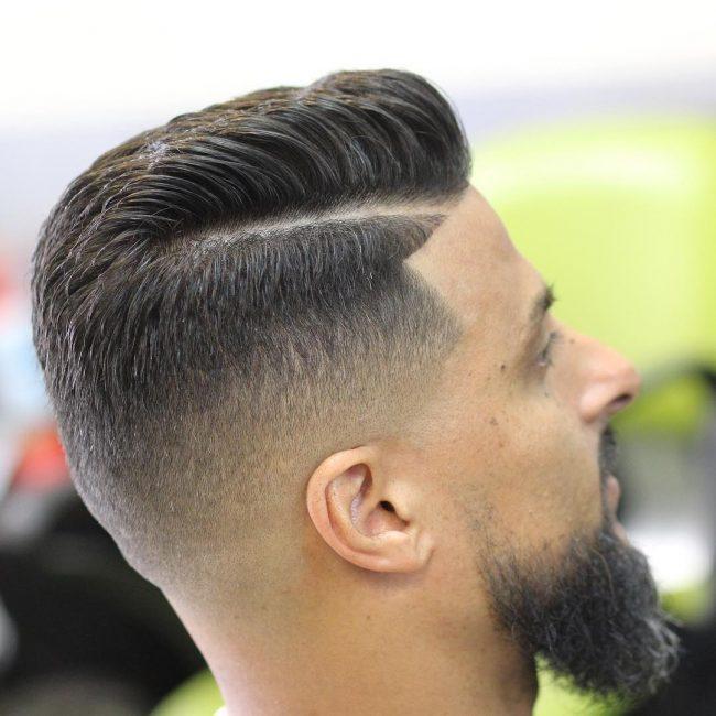 Comb Over Fade 67