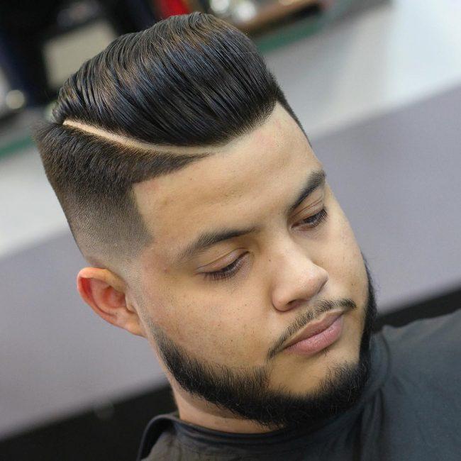 Comb Over Fade 68