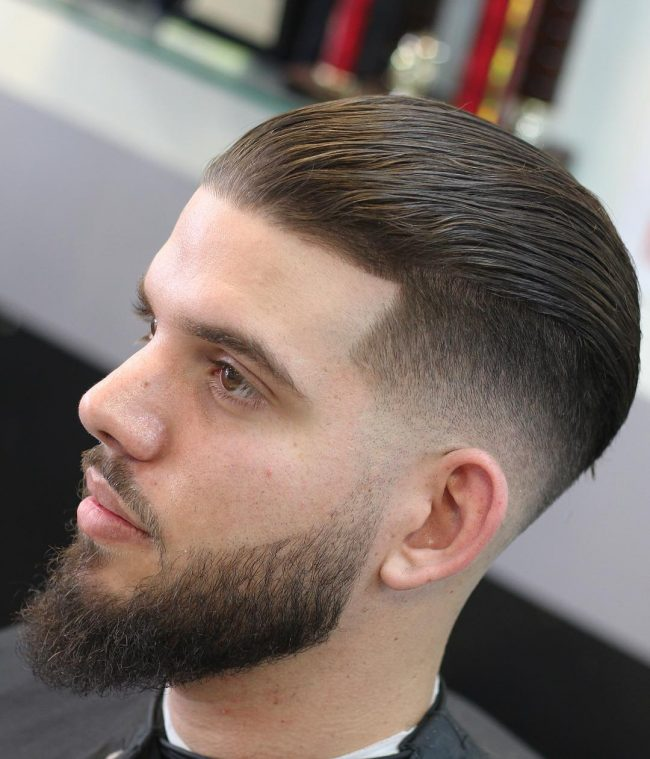 Comb Over Fade 69