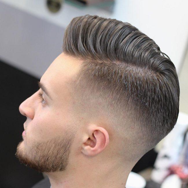 Comb Over Fade 70