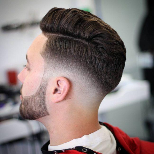 Comb Over Fade 72