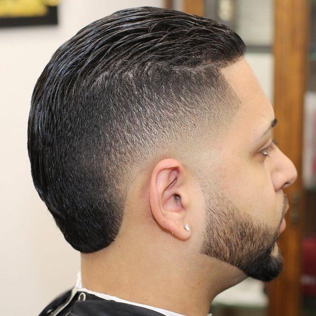 Comb Over Fade 75