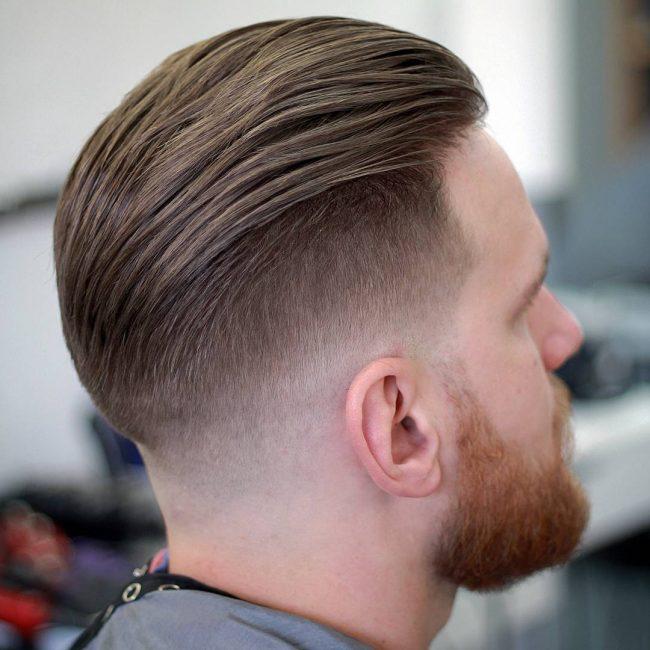 Comb Over Fade 76