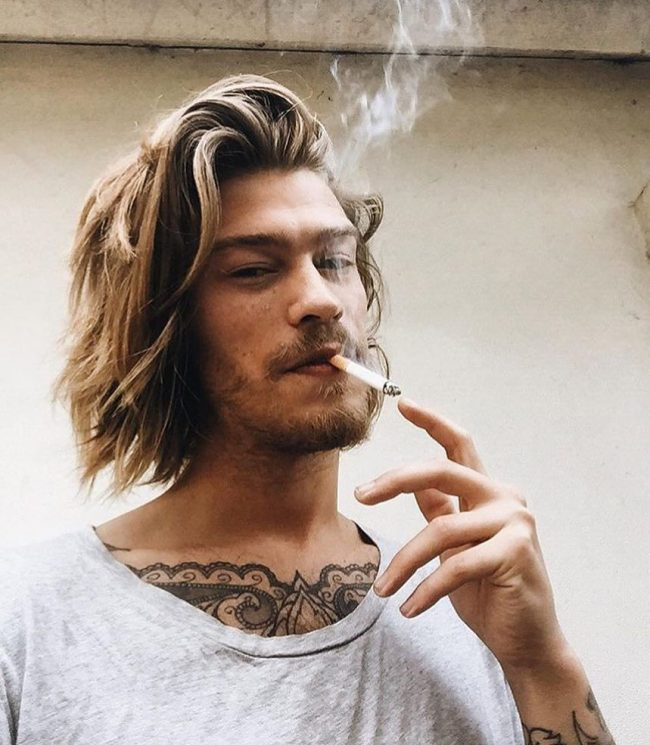 50 Best Chin Length Hair For Men Easy Stylish 2019
