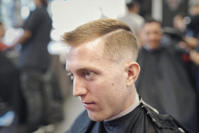 Dapper Haircut 27