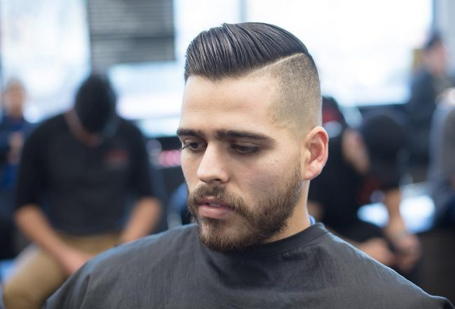 Dapper Haircut 28