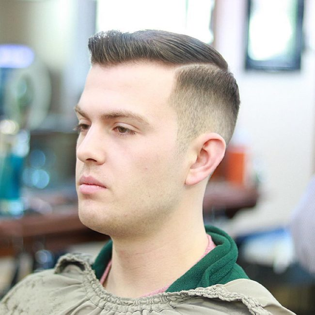 Dapper Haircut 29