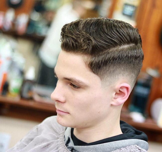 Dapper Haircut 30