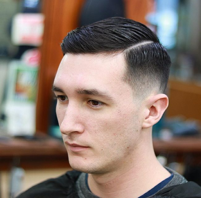 Dapper Haircut 31