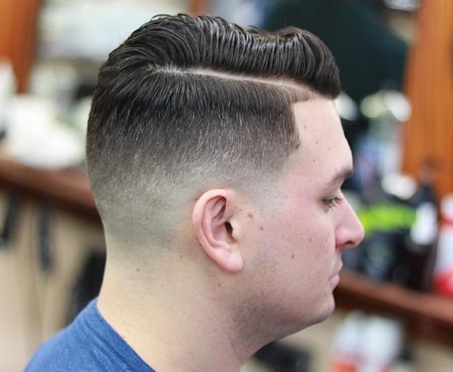 Dapper Haircut 32