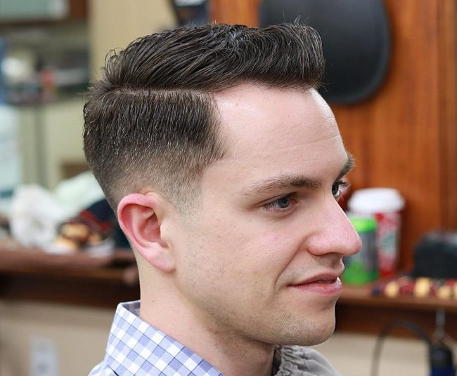 Dapper Haircut 34