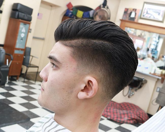 Dapper Haircut 35
