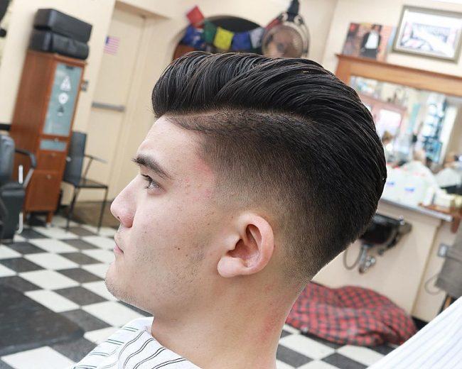 Dapper Haircut 35
