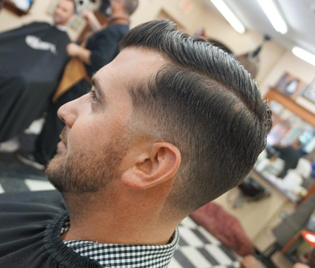 Dapper Haircut 37