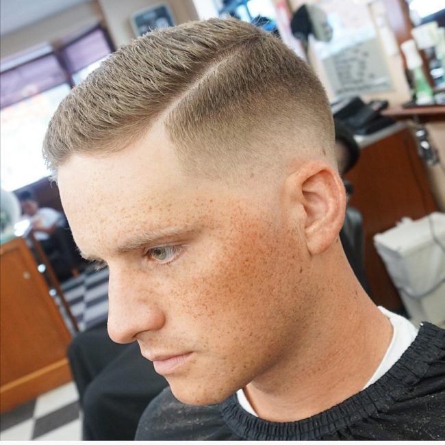 Dapper Haircut 38