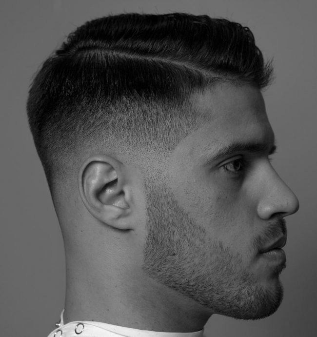 Dapper Haircut 39