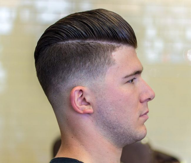 Dapper Haircut 40