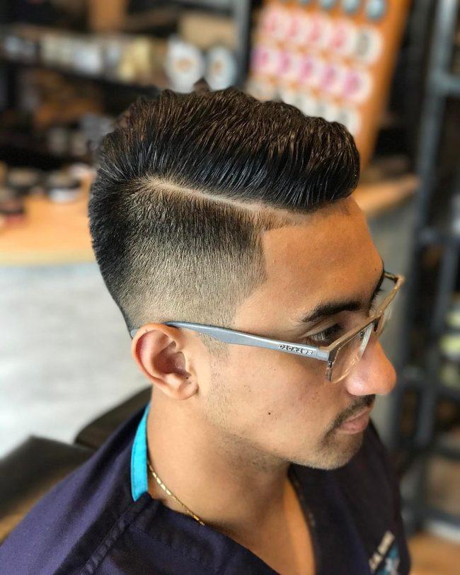 Dapper Haircut 41