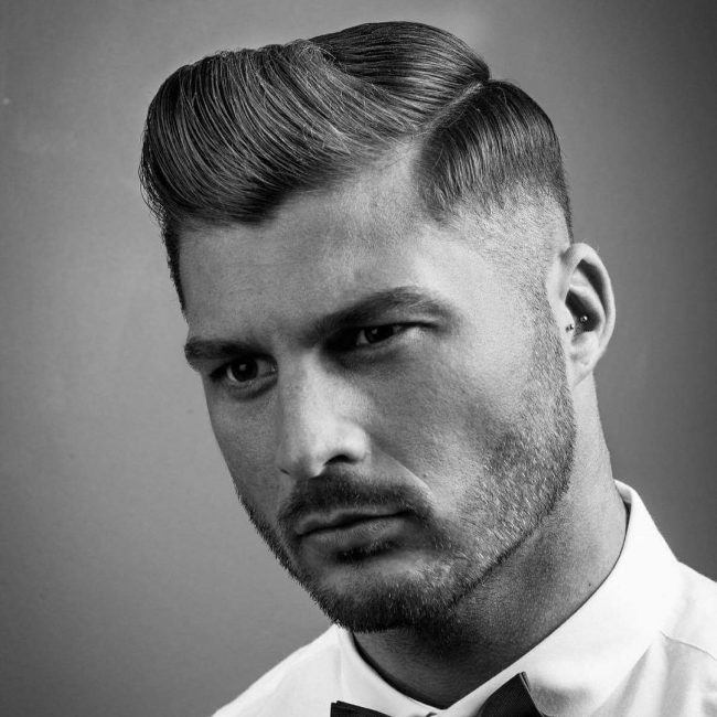 how to cut a dapper haircut