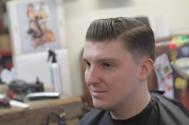 Dapper Haircut 45