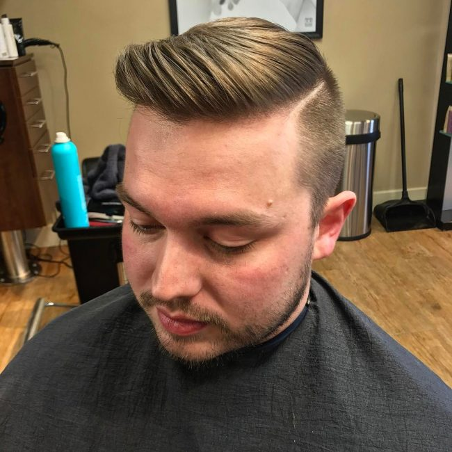 Dapper Haircut 47